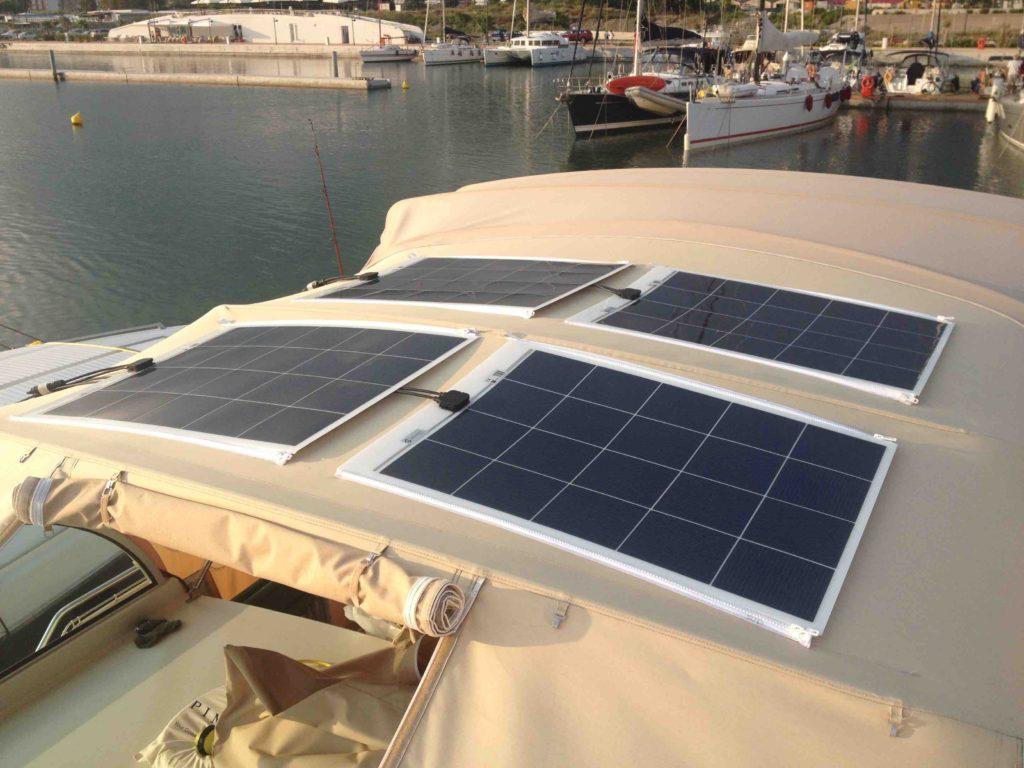 iCaptain Il fotovoltaico a bordo. Guida pratica alla scelta dell'impianto per la propria barca.