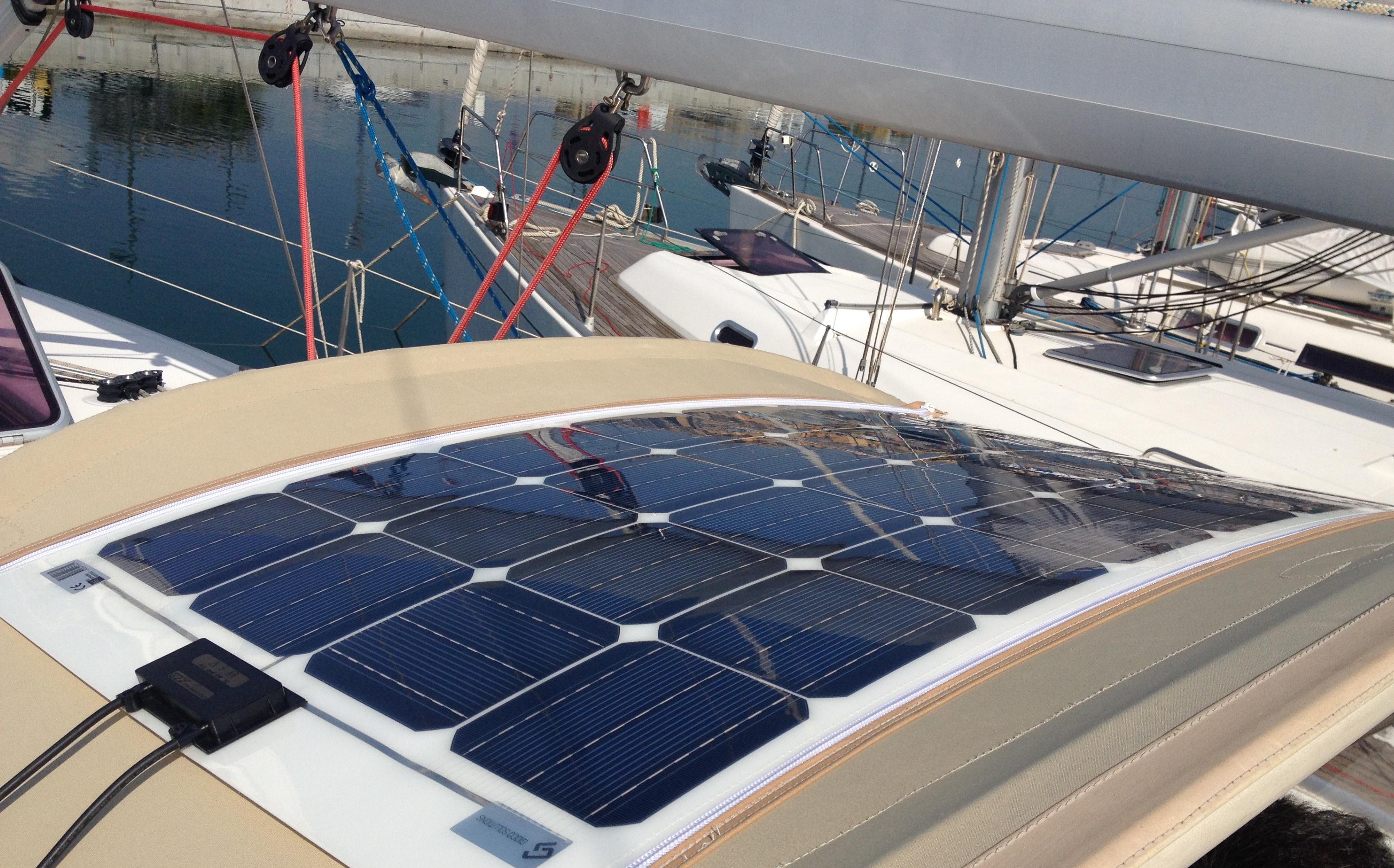 Pannello Solare In Barca : Green boat technology l elettrico per la nautica a °